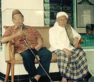 GUSDUR & KH AHMAD BASYIR JEKULO